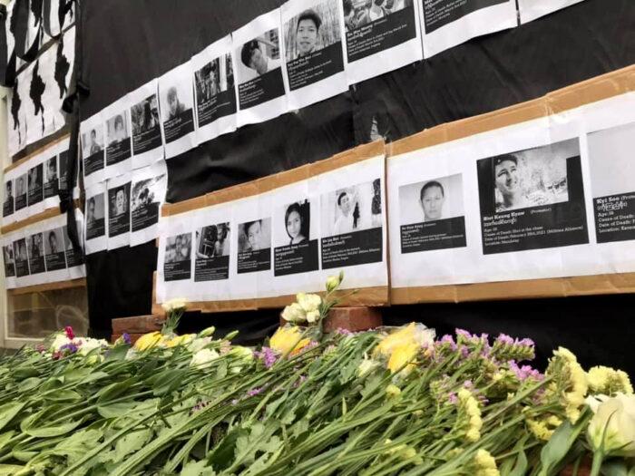 Centro do Bom Pastor lembra vítimas do golpe no Myanmar