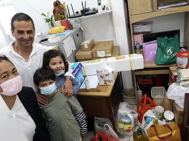 Paroquianos do Carmo lançam recolha de donativos