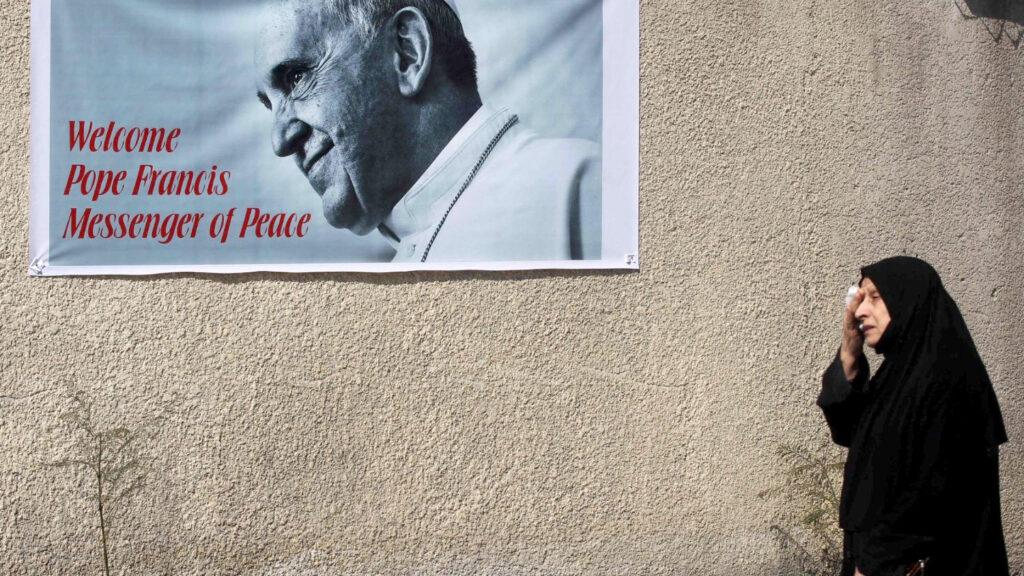 Papa saúda «Igreja mártir» do Iraque