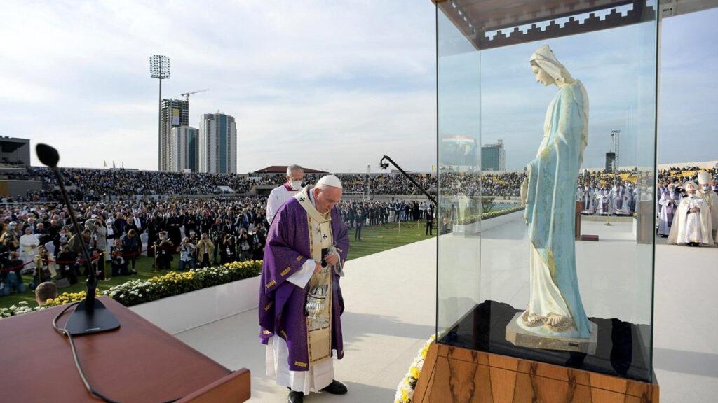 VISITA DO PAPA FRANCISCO AO IRAQUE FEZ ECOAR PELO MUNDO OS CONCEITOS DE ECUMENISMO E DIÁLOGO INTER-RELIGIOSO