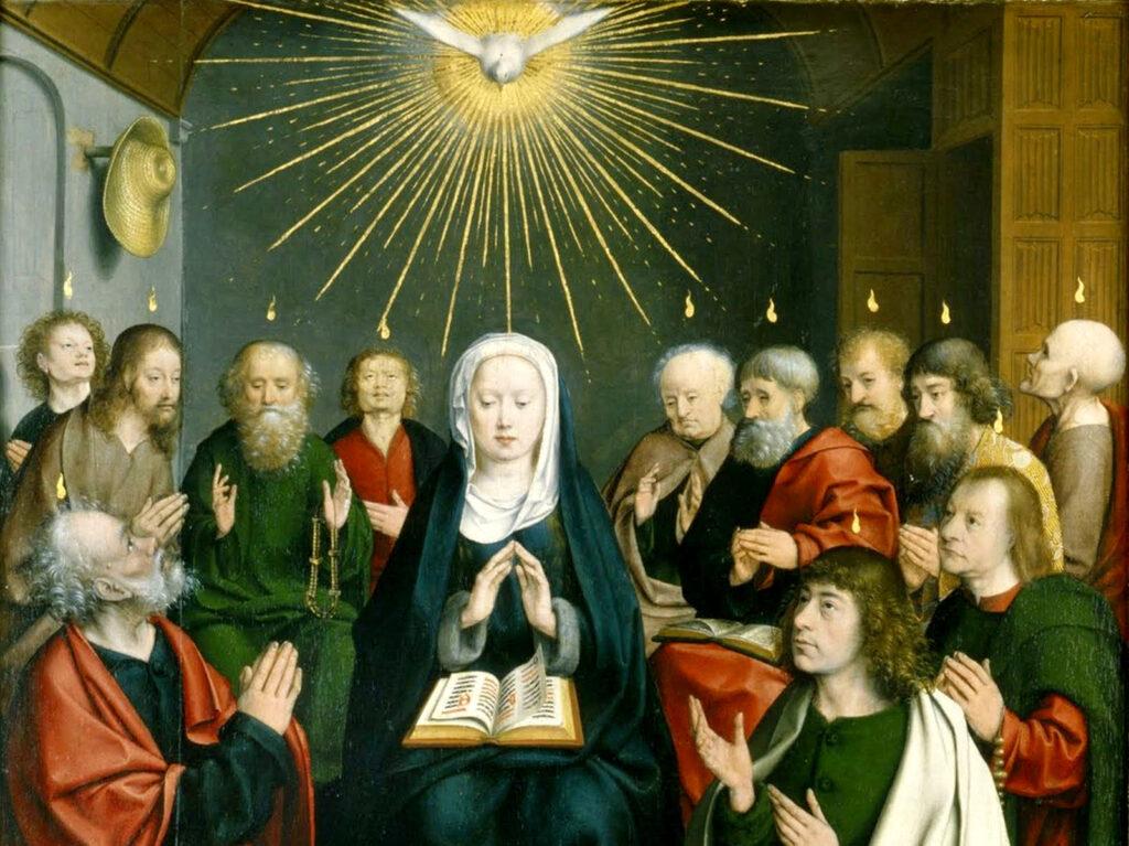 DOMINGO DE PENTECOSTES (23 DE MAIO)