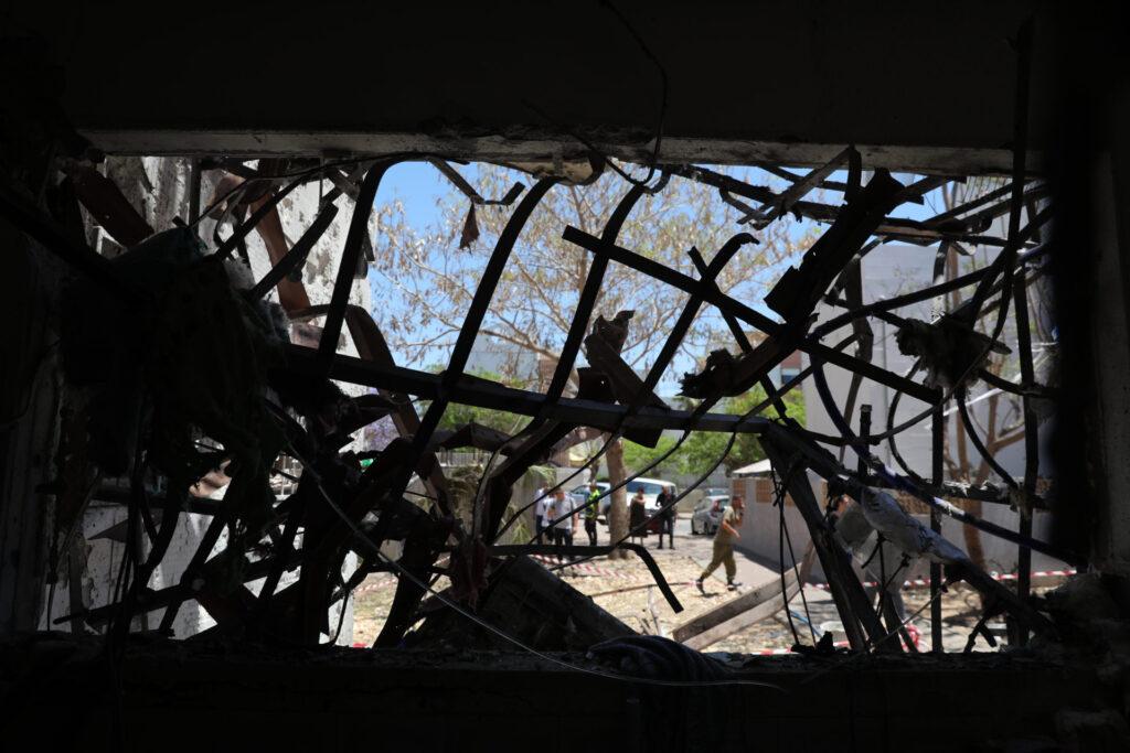 TERRA SANTA: CONFLITO ISRAEL-HAMAS AGRAVOU SITUAÇÃO DIFÍCIL