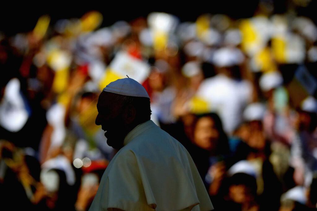 Número de católicos no mundo aumenta