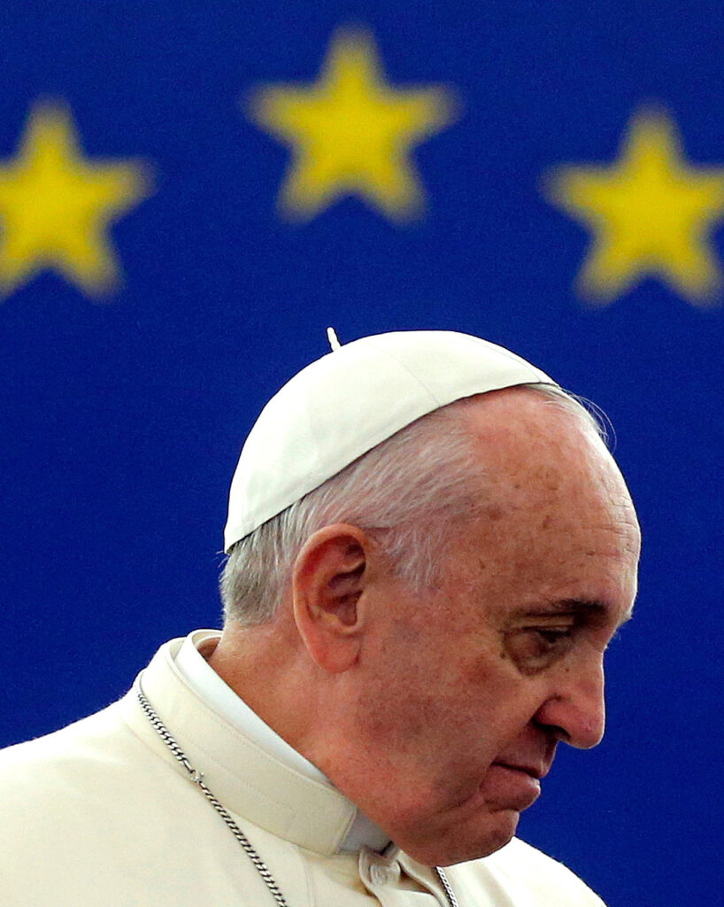 Francisco: novos recados à Europa