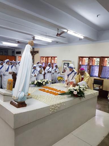 DISSE JESUS CRISTO A MADRE TERESA DE CALCUTÁ