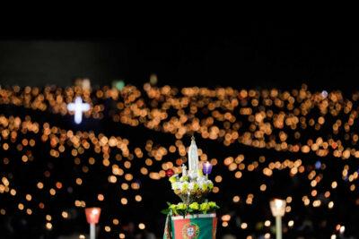 Papa evoca aparição de 13 de Outubro