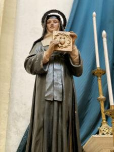 SANTA MARGARIDA MARIA ALACOQUE (16 DE OUTUBRO)