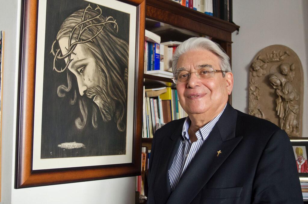 Faleceu o padre Vítor Feytor Pinto