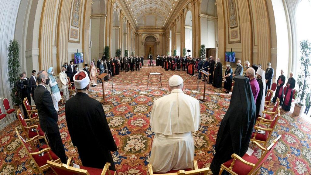 COP26: ENCONTRO NO VATICANO UNIU LÍDERES RELIGIOSOS E CIENTISTAS PARA LANÇAMENTO DE APELO CONJUNTO