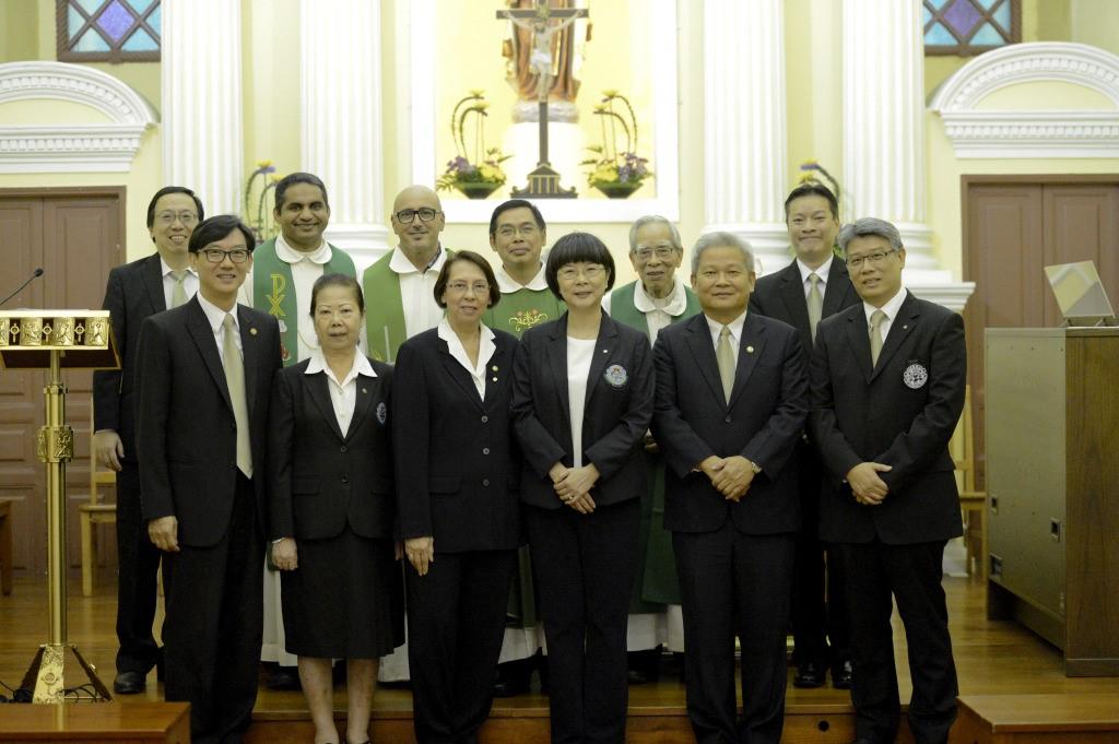 13b-培聖會舉行就職禮暨新會員入會儀式-photo02
