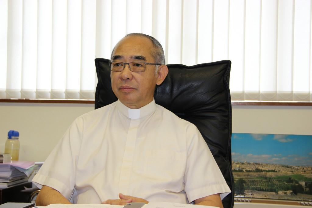 陳志明副主教